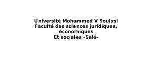 Rapport assurance islamique