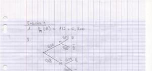 Corrigé Sujet Maths Bac STG 2013 (CGRH)