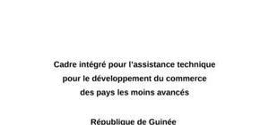 Le secteur agricole en république de guinée