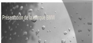 Le constructeur automobile bmw