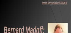 Bernard madoff en francais