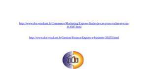 E commerce électronique