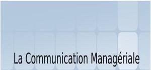 Communication managériale