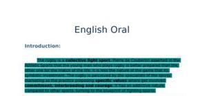 Exposé en anglais le rugby