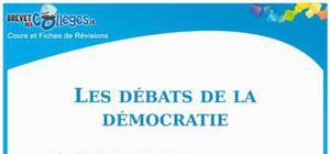 Les débats de la démocratie