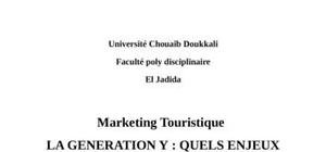 Generation y et le marketing