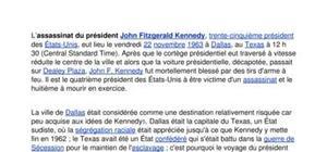 John fitzegarld kennedy's life