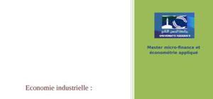 Les groupes industriels et financiers