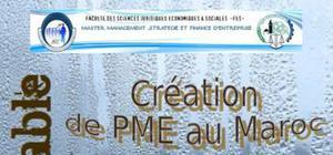Etude préalable à la création de pme