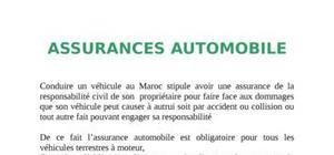 Techniques d'assurance auto