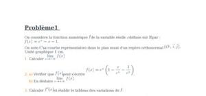 Mathematiques générales
