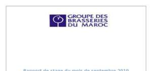 Rapport de stage 2011