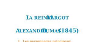 Fiche de lecture : La Reine Margot, Alexandre Dumas
