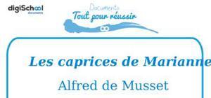 Fiche de lecture : Les Caprices de Marianne, Alfred de Musset