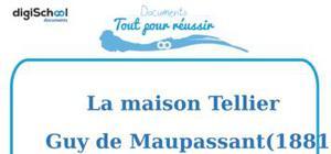 Fiche de lecture: :La maison Tellier de Guy de Maupassant