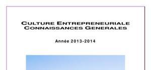 Cours d'entrepreunariat complet