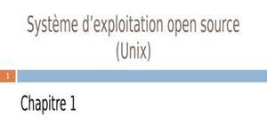 Installation des Systèmes UNIX