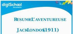 L'Aventureuse - Jack London