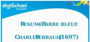 Barbe Bleue - Charles Perrault