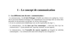 Ue13 relation pro concept de communication