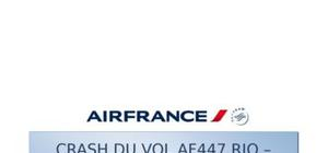 Communication de crise pour Air France