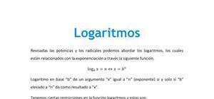 Logaritmos