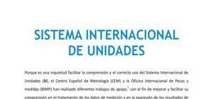 Sistema Internacional de unidades II