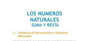 Multiplicación y División de Números Naturales