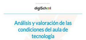 Análisis y valoración de las condiciones del aula de tecnología - Tecnología - 3 de ESO