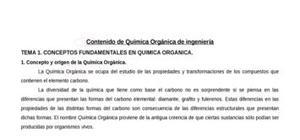Enlace quimico: Conceptos fundamentales de la quimica organica