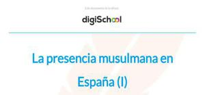 La presencia musulmana en España - Historia - 2 Bachillerato
