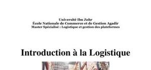 Introduction à la Logistique