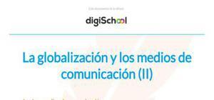 Los medios de comunicación - Historia - 1 Bachillerato