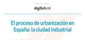 La ciudad industrial - Geografía - 2 Bachillerato