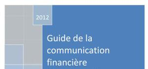 Guide de la  communication  financière  Obligations et Recommandations